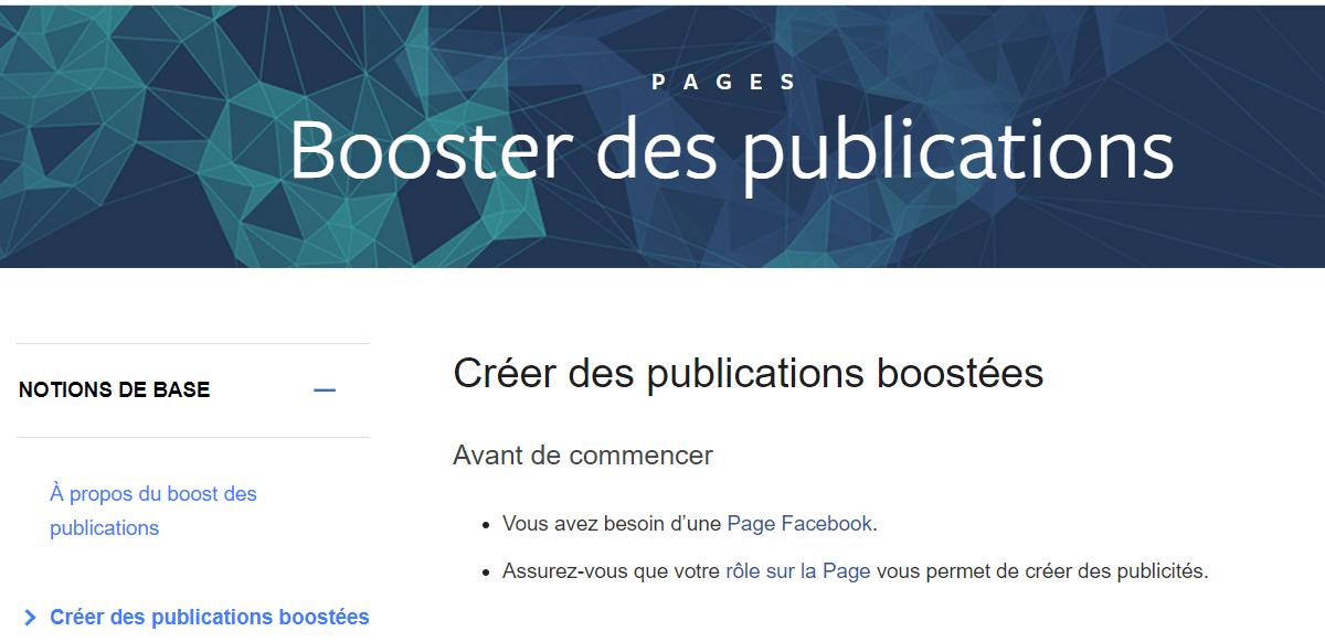 booster publications facebook